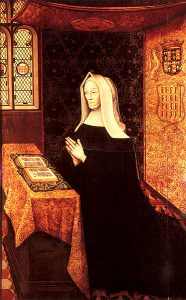 Margaret Beaufort Portrait by Roland Lockey