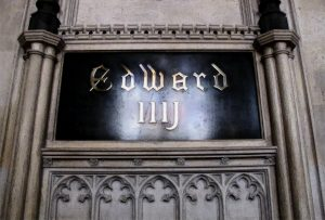 Edward's IV Monument in St Georges Chapel, Windsor