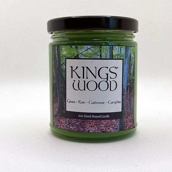 Tudor Kingswood Candle